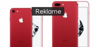iphone-7 rød